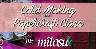 Mitosu Crafts Stampin Up Inspirations Card Making Papercraft Class Events Order Stampinup Online Shop Basingstoke Hampshire UK