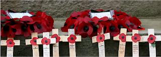 remembering for veterans day