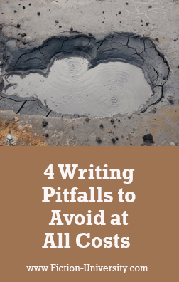 4 Writing Pitfalls to Avoid at All Costs