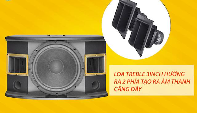 Loa karaoke HAS KF312