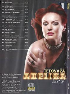 Adelisa Hodzic -Diskografija Omot2
