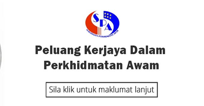 Iklan Jawatan kosong bagi sektor kerajaan dan swasta tahun 2019