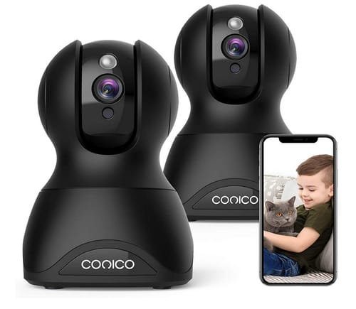 Conico Baby Monitor with Camera and Audio
