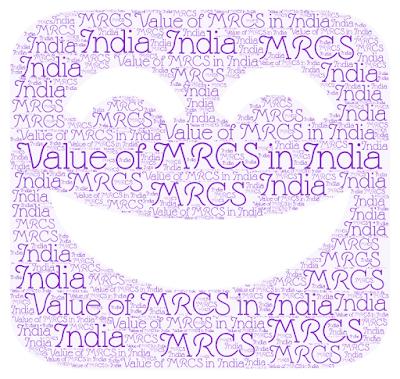 Value of MRCS in India