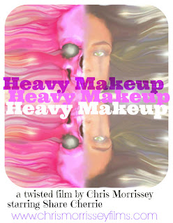 Heavy Makeup by Chris Morrissey