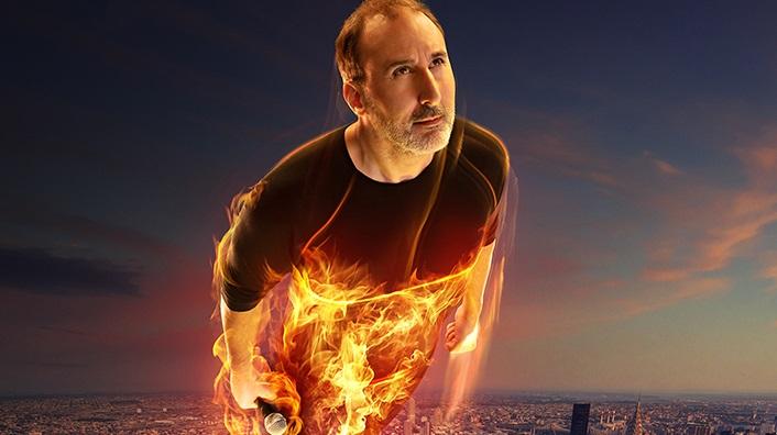 Martin Petit pyroman