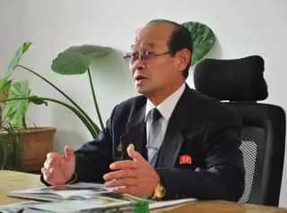 Prof Ri Tong Jo