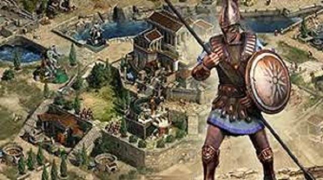 Game Sparta : War of Empires