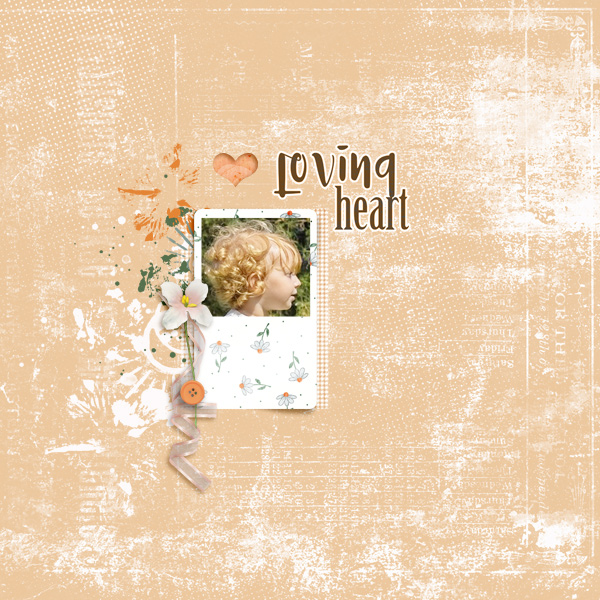 loving heart © sylvia • sro 2019 • beautiful heart by lorieM designs