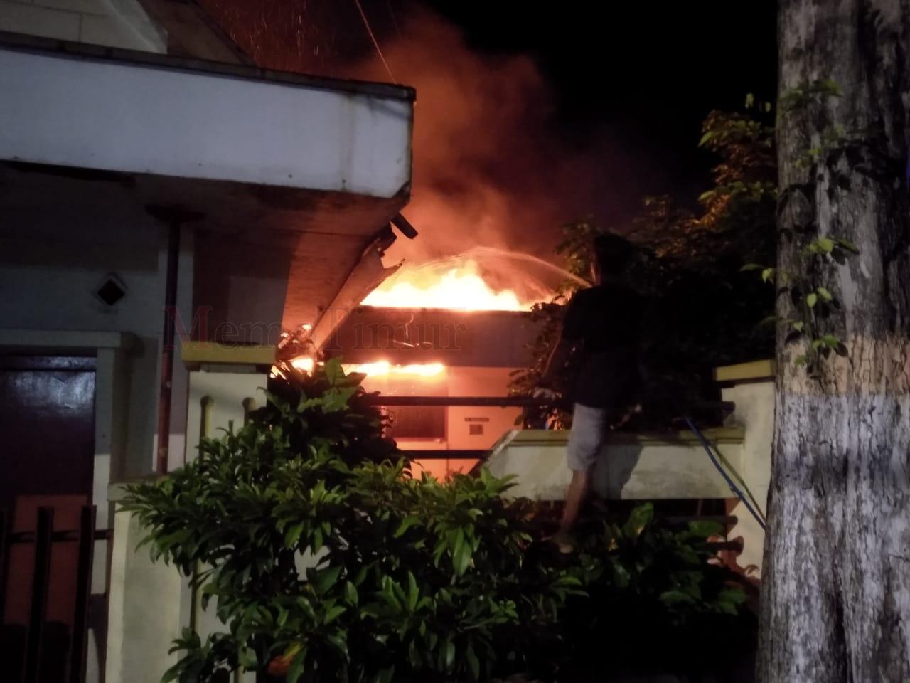 Kebakaran Kerap Dipicu Korsleting Listrik, PLN Himbau Warga Cek Instalasi