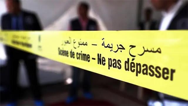 المغرب: جريمة بشعة بتاونات كان بطلها شاب في العشرينات من العمر