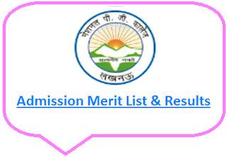 NPGC Merit List