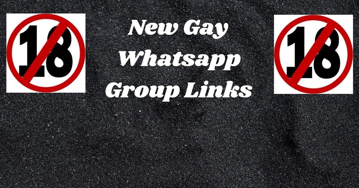 Group gay whatsapp alert