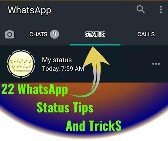 22 best WhatsApp Status Tips and Tricks 2020 *Shock anyone*