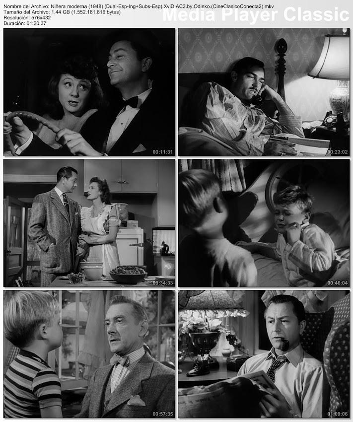 Imagenes de la película: Niñera moderna | 1948 | Sitting Pretty | Fotografías