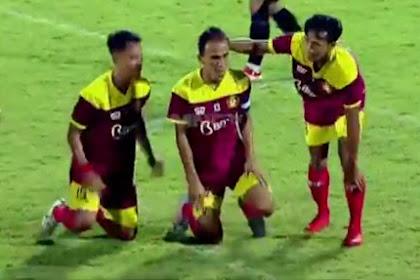 Meski Tersingkir, Persik Kediri Bantai Bhayangkara FC 3-0