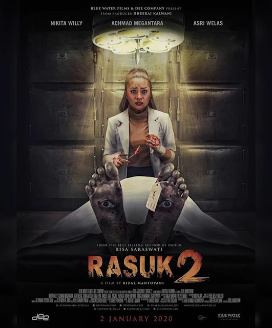 Film Horor Indonesia Tahun 2020 (Rasuk 2)
