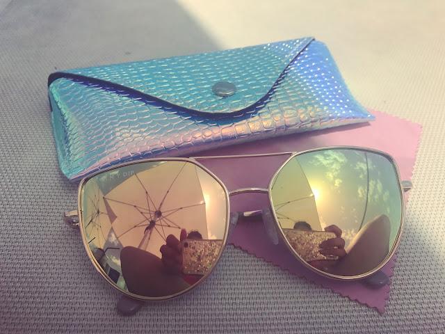 SkinnyDip London Sunglasses