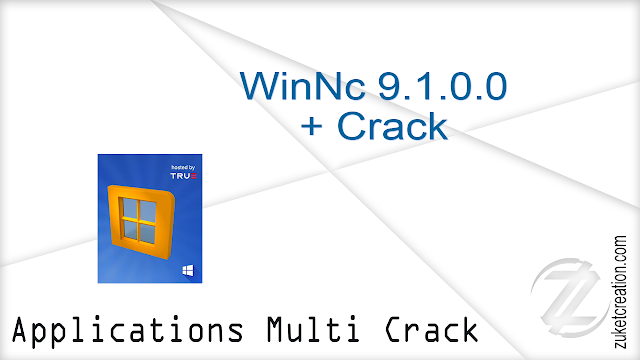 WinNc 9.1.0.0 + Crack