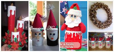 adornos-navideños-reciclaje