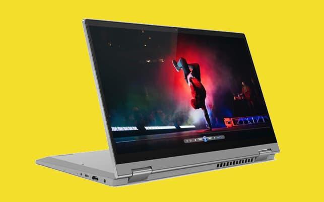 Lenovo IdeaPad Flex 5i 14ITL05: portátil Core i5, disco SSD y conectividad USB-C