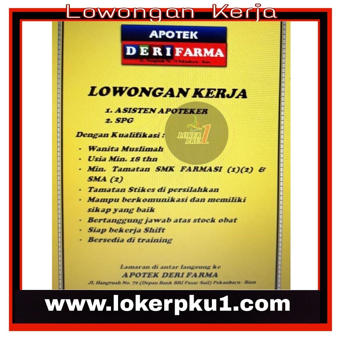 Loker Pekanbaru