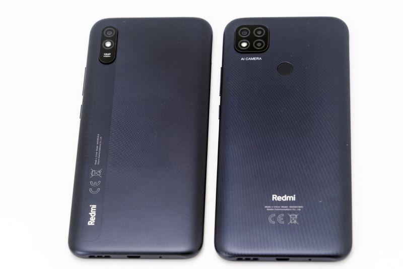 Perbedaan Redmi 9A dan Redmi 9c