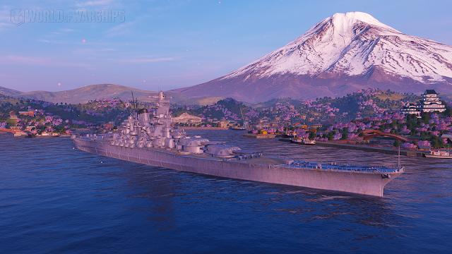 Yamato wows
