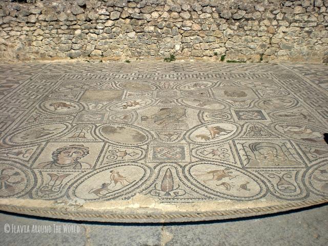 Mosaico de Volubilis