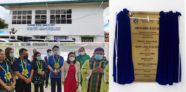 Sariaya RHU will be Quezon Province's first super health facility