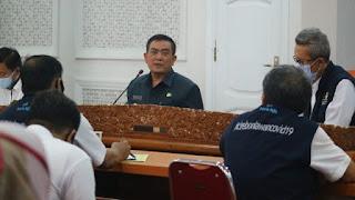 Pemkot Kota Cirebon Antisipasi  Meningkatnya Jumlah Kasus Positif Covid-19