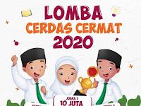 [Gratis] Lomba Cerdas Cermat Madrasah Ibtidaiyah (MI) 2020 di Penerbit Erlangga