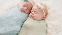 bagaimana cara bedong bayi