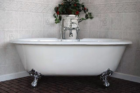 Today's New Cast Iron, Porcelain Claw Foot Tubs are BETTER Than the Originals!