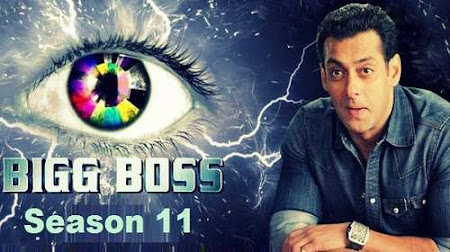 Poster Of Bigg Boss 11 16th October 2017 Watch Online Free Download