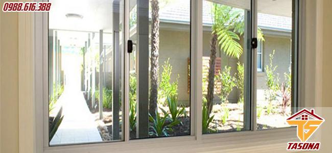Cửa sổ lùa cho chung cư