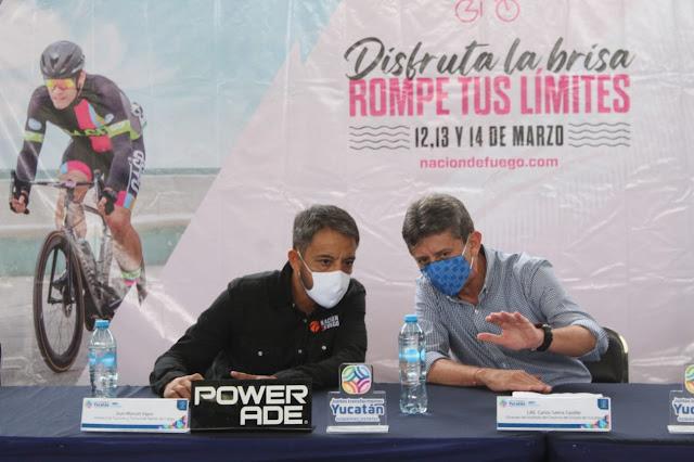 Progreso, Telchac Puerto y Dzilam de Bravo, escenarios del MZ Tour Yucatán