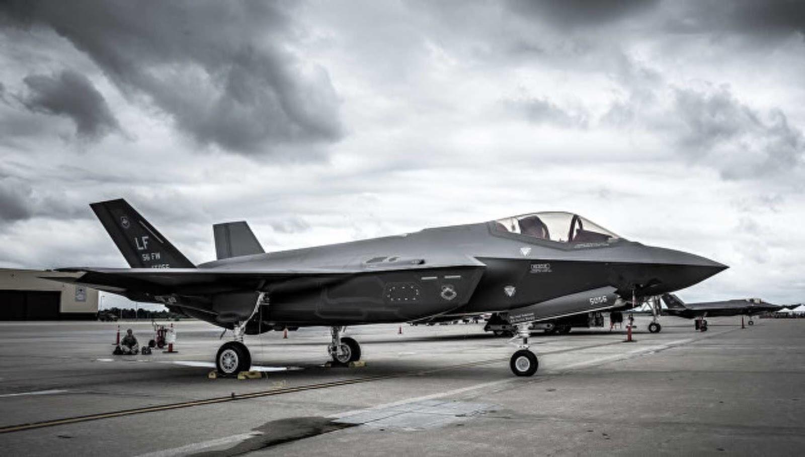 Pengiriman F-35 Turki diharapkan pada November 2019