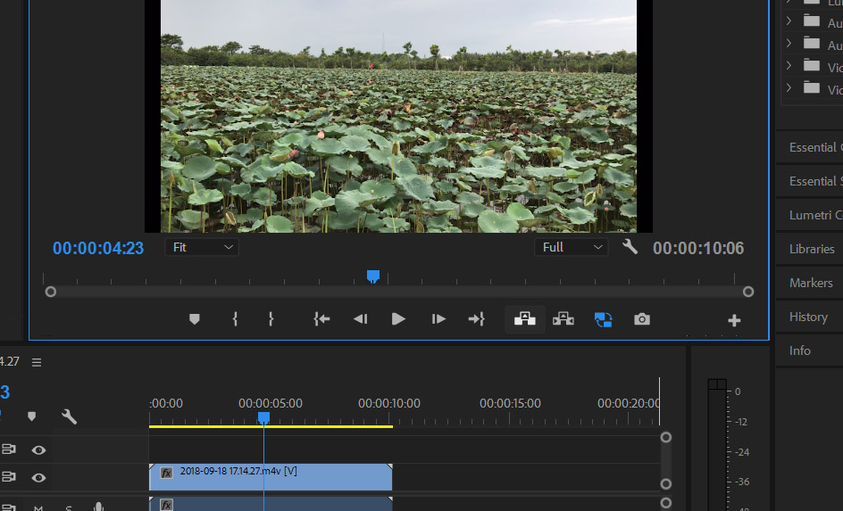 Hướng dẫn biên tập dựng phim 4k bằng máy tính cấu hình yếu
