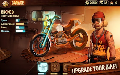 Download Game Trials Frontier MOD APK Terbaru v4.5.1 + Data Cheat