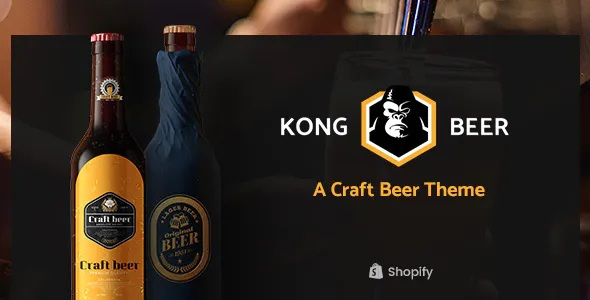 Best Beer Shop Shopify Theme