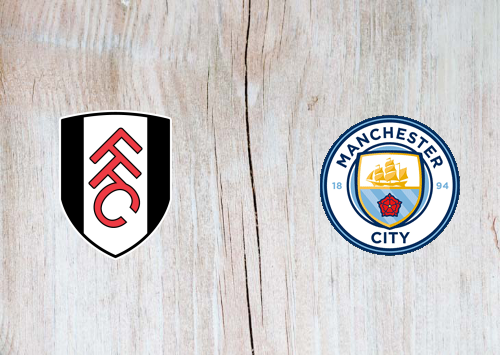 Fulham vs Manchester City -Highlights 13 March 2021