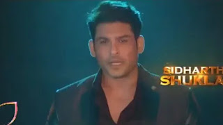 Sidharth Shukla in BB14 Grand Primere