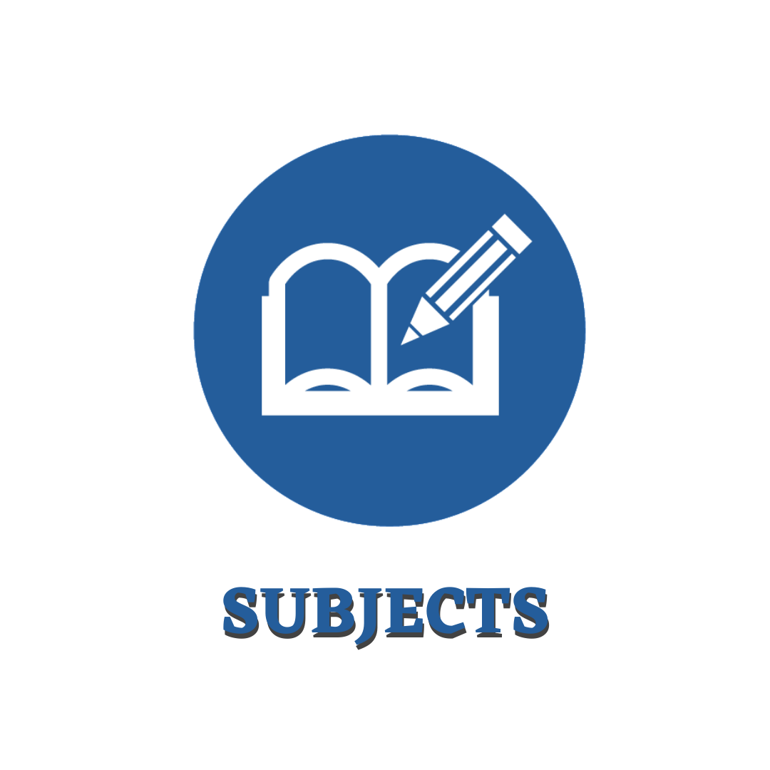 Subjects in Pharmacy