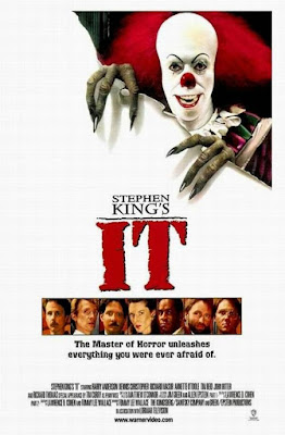 IT Movie Poster 1990