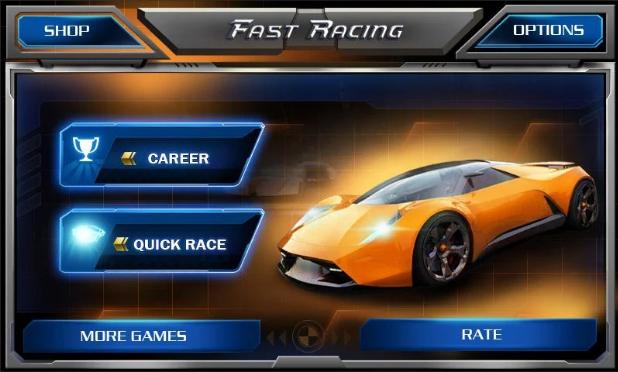 Fast Racing 3D APK Mod Unlimited Money