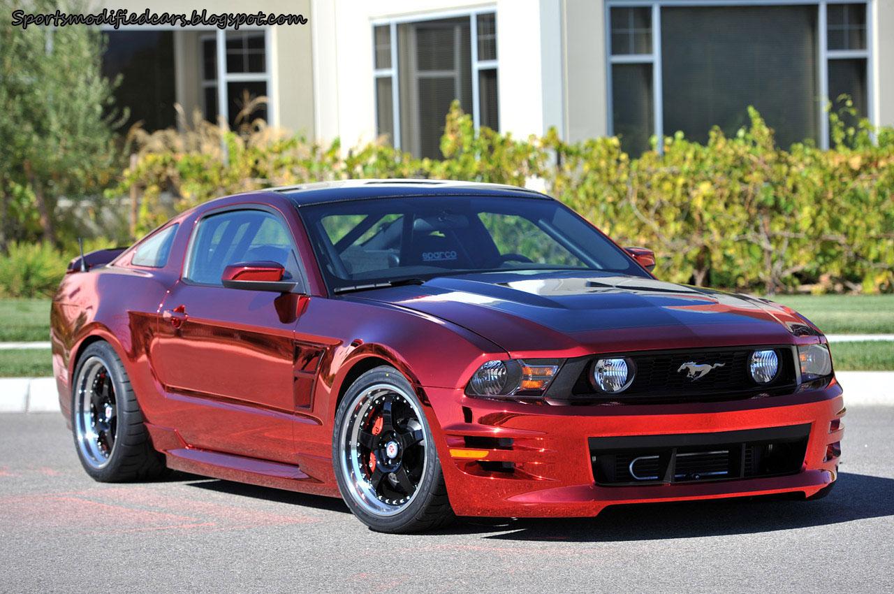Bazbiz Wallpaper Car And Drag Modifications 2012 Ford