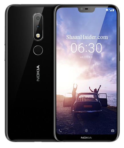 Nokia 6.1 Plus : Full Hardware Specs, Features, Prices and Availability