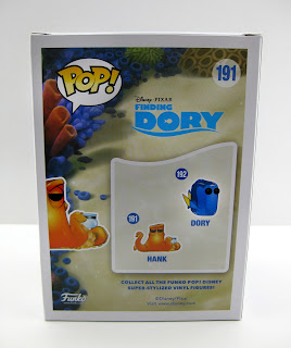 funko pop finding dory hank back package