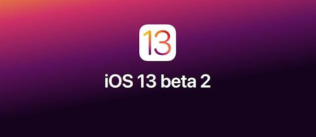 Confira as principais novidades do beta 2 do iOS 13